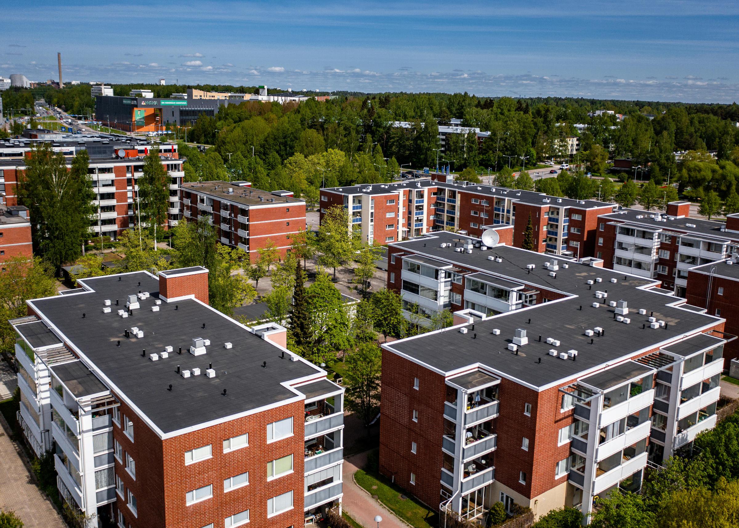 As oy Lehdokkipolku 3, Lehdokkipolku 5, Helsinki-4