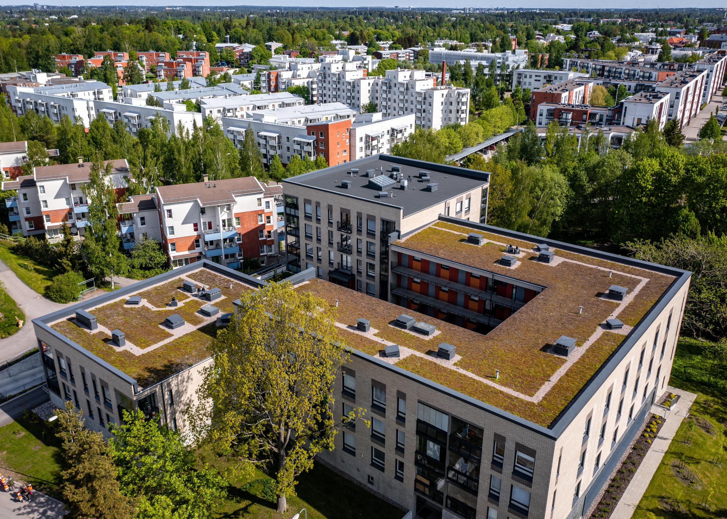 Lehto asunnot oy, As oy Helsingin jalopähkinä Asteritie 3, Helsinki-7